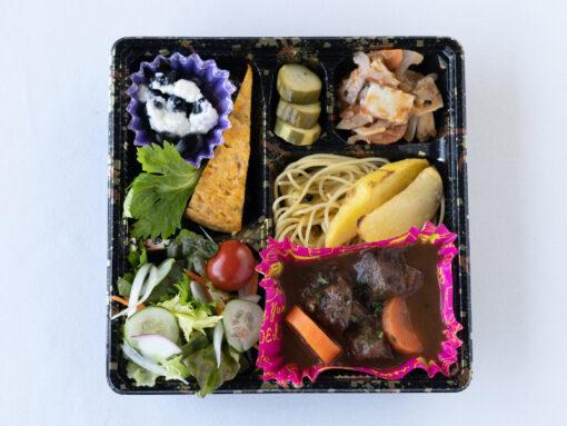 黒田庄和牛スネ肉のビーフシチュー1