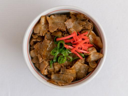 「北海道帯広名物」豚丼2