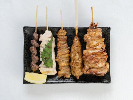 串盛り(5本)2