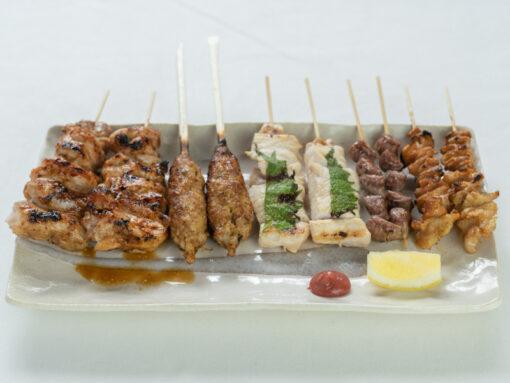 串盛り(10本)2