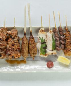 串盛り(10本)3