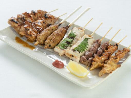 串盛り(10本)4
