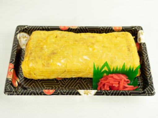 寿司屋のだし巻き卵4