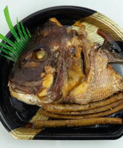鯛の兜煮02