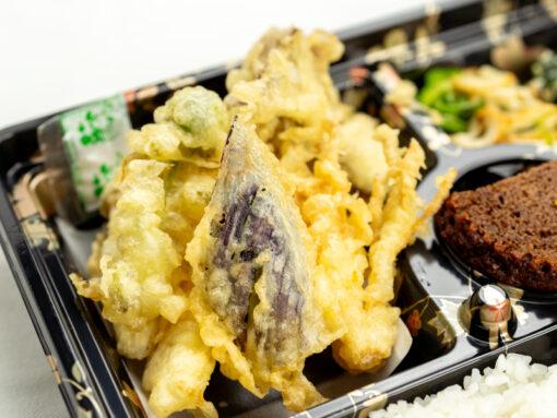 ますのみ_天ぷら弁当4