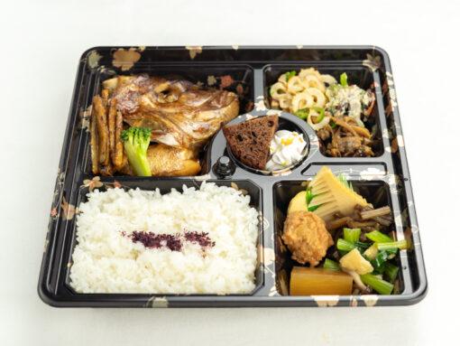 ますのみ_煮魚弁当3