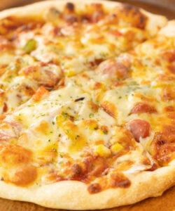 ミックスピザ1