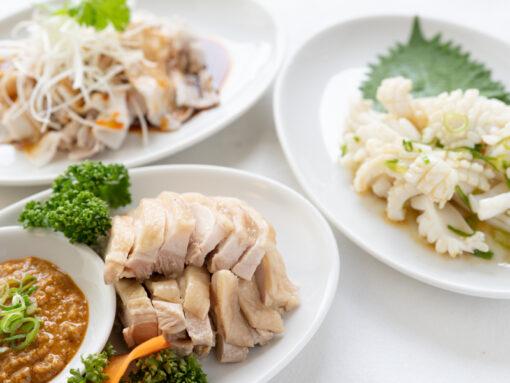 冷菜セット1