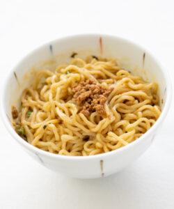 汁なし坦々麺4