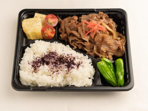 黒田庄和牛の焼肉弁当3