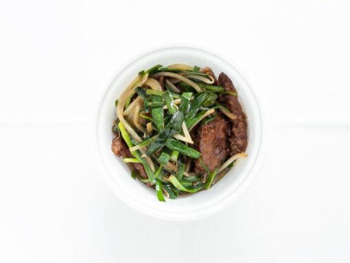 レバニラ炒め3
