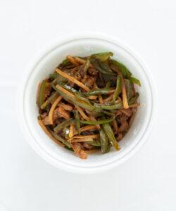 青椒肉絲2