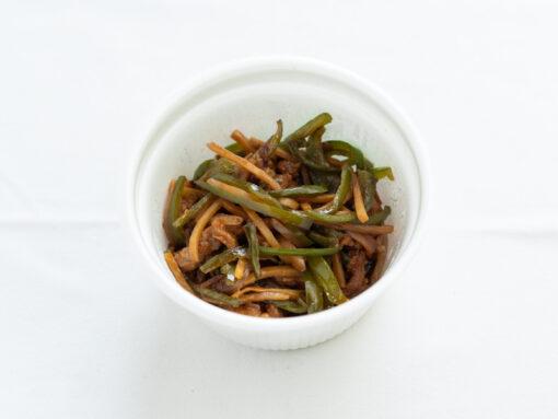 青椒肉絲3