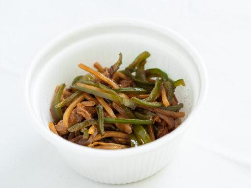 青椒肉絲4